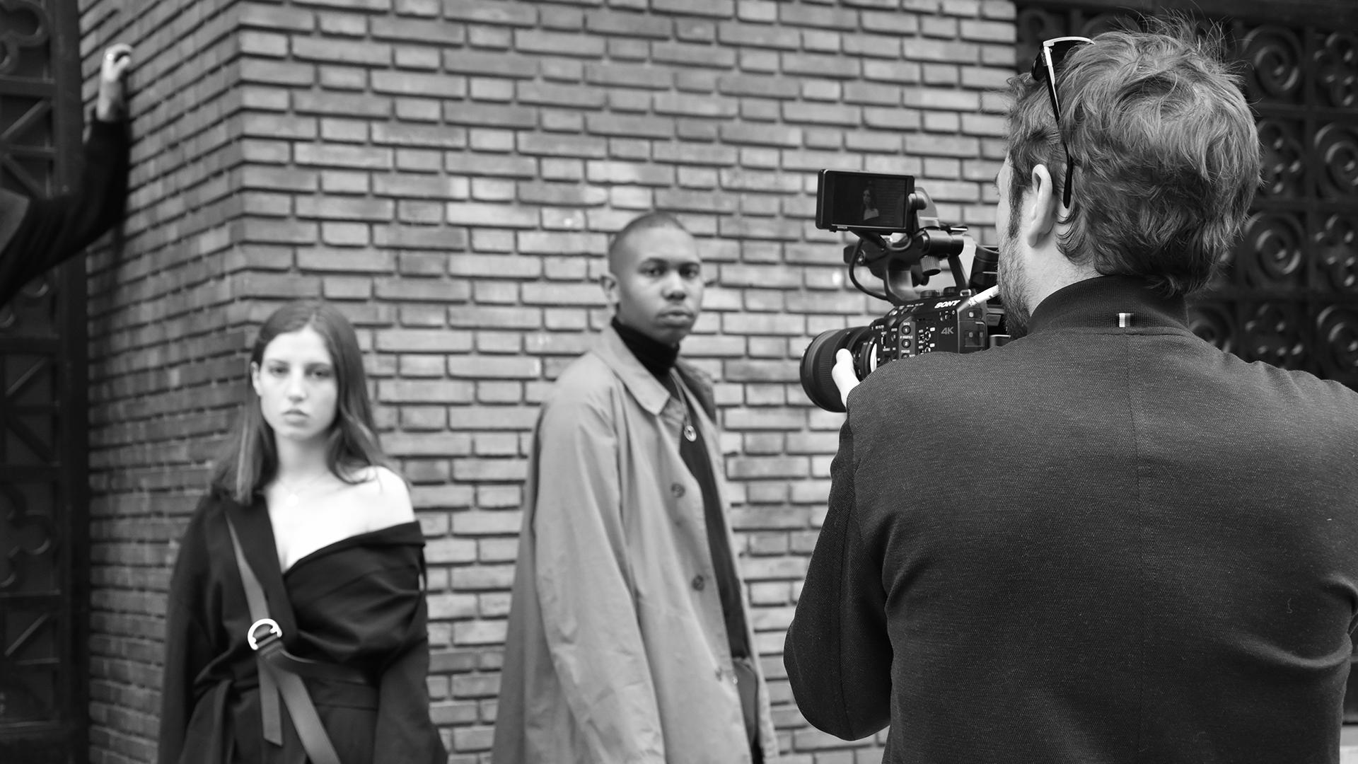 vidéos de mode pour une marque