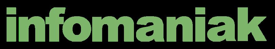 logo infomaniak vert